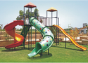 Ak Enterprise 3 Slide Playground Equipment, Length, Height & Width, 5, 2.5 & 2 Feet