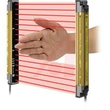 Safety Light Curtain At Rs 15500 Onwards