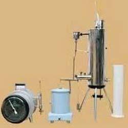 Junker Gas Calorimeter Apparatus