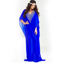 JIBABA KAFTAN CAFTAN EVENING DRESS LONG ABAYA 2018