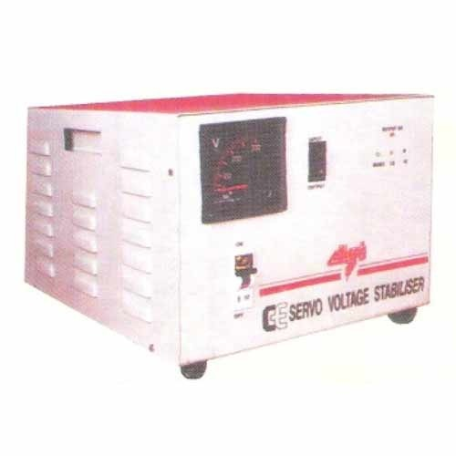 Power Conditioning Equipment 1 Phase Servo Voltage