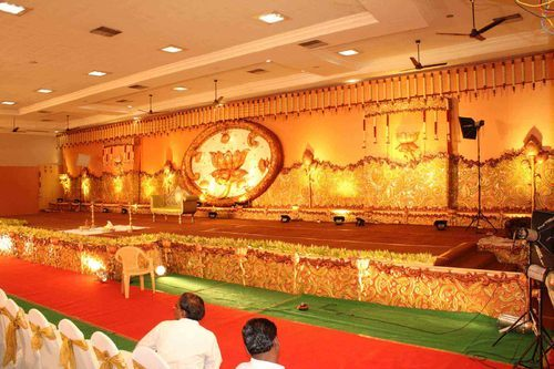 wedding mandapam wedding event backdrop manufacturer from hyderabad