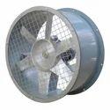 Mild Steel Axial Flow Fan