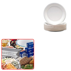 Disposable Paper Plates for Beverage