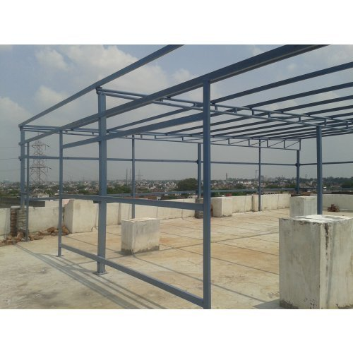 Light Industrial Construction Cost Per Square Foot: Pipe Structure Manufacturer From