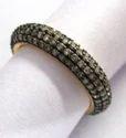 The Mask Jewellery Ring Stylish Diamond Band Rings