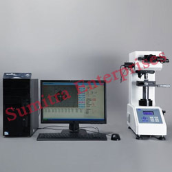 Micro Hardness Tester with Computer