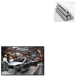 Round Bars for Automobile Industry