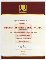 Quality Brands Certificate
