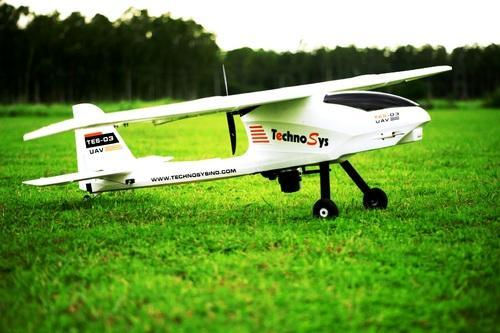 TES UAV For Aerial Mapping Surveillance In Sector A - Uav aerial mapping