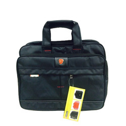 Black Latest Laptop Bag