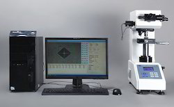 Digital Micro Hardness Tester with Image Analysis Software