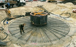 Tower Foundations Construction