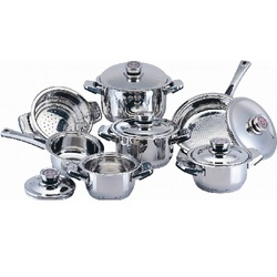 Stainless Steel Kitchenware Atlas Metal Processors Private Limited Manufacturer In Sholinglur Chennai Id 4139427373