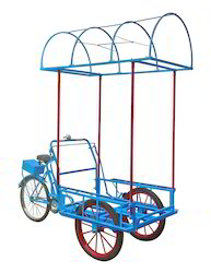 Manual Ice Cream Cart