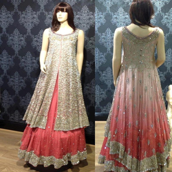 Avail From Us Wide Ortment Of Bridal Sharara These Are Made By Expert S As Per The Traditional Designs At Vendors End