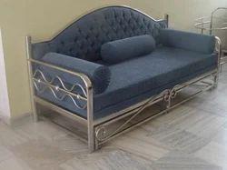 Steel Metal Sofa, Steel Sofa | Indore | Niti Industries | ID: 4654178691