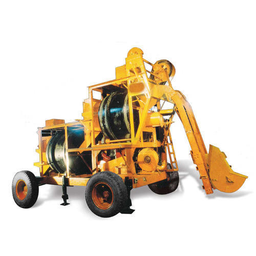 Mobile Hot Mix Plant at Best Price in India