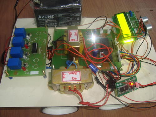 Ieee Based Embedded System Projects in Chennai, Shpine Technologies ...