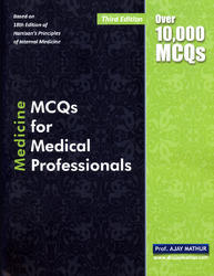 Medical Professional MCQ Book