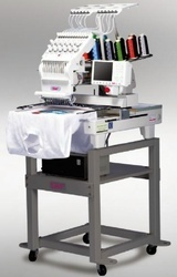 Single Head Automatic Embroidery Machine (Compact)