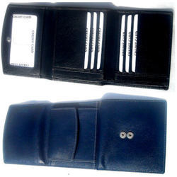 Ladies Tri-fold Wallets