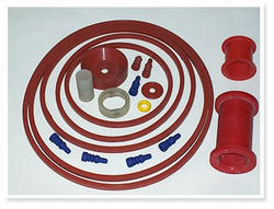 Silicone Rubber Moulded Products