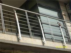 Stainless Steel Balcony Railing - Manufacturers, Suppliers ...