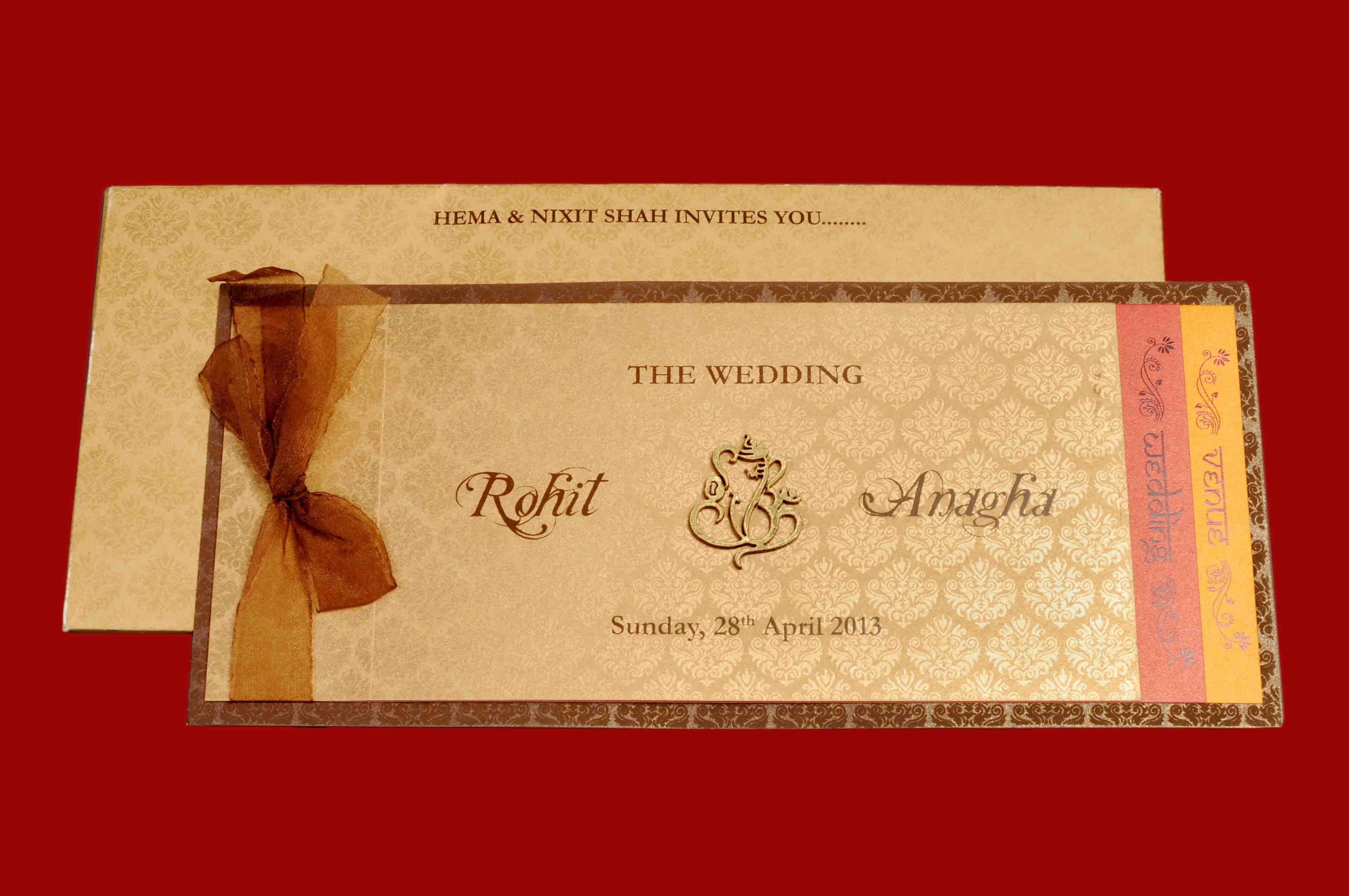 marriage cards in giragaon  mumbai  aamrapali cards  id