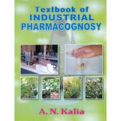Pharmacognosy Books Pdf