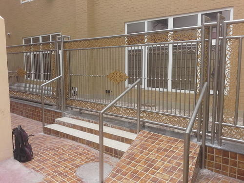 Stainless Steel Gates Stainless Steel Sliding Gate