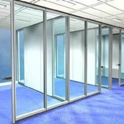 aluminum frame with glass partition aluminum office partitions