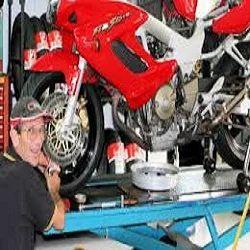 Motorbike Repair Service (Honda)