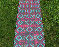 Yoga Mats Laminated Fabric