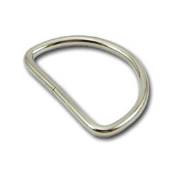 Nickel D Ring