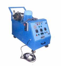 Automatic Hydraulic Test Rig