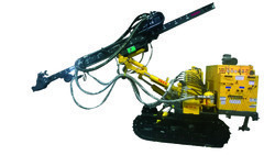 Crawler Mounted Core Drilling And Multi Purpose Drilling Rig