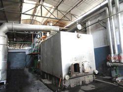 Agro Waste Fired Steam Boiler