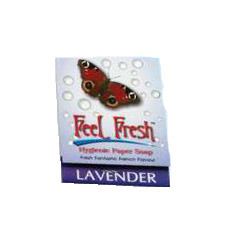 Lavender Feel Fresh Soap Strips