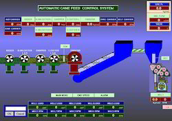 Auto Cane Feed Control System