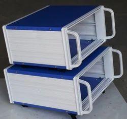 Aluminum Bench Top Rack With Handle