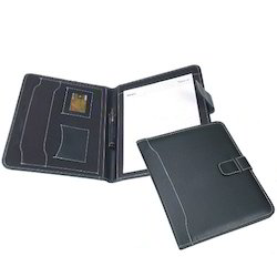 Executive Portfolio Folder Black Case