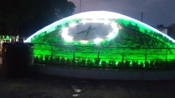 LED Facade Light Site