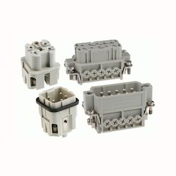 16 AMP Heavy Duty Connector Rectangle