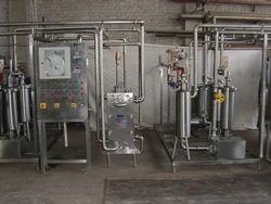 Milk Pasteurizer for Milk Dairy Plant - 3000 litres per hour