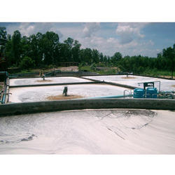 Paper Industry Waste Water Treatment Plant