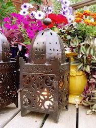 Moroccan Garden Lanterns
