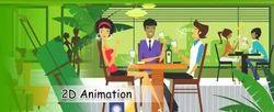 2D Flash Animation Service