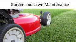 Garden And Lawn Maintenance Service
