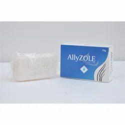 Allyzole Soap